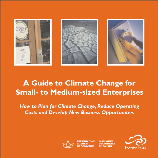 A Guide to Climate Change for Small to Medium Sized Enterprises