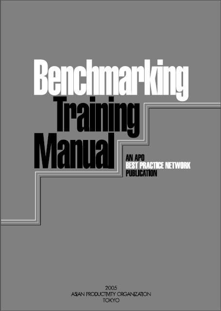 Benchmarking Training Manual