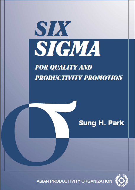 SixSigma for Quality and Productivity Promotion
