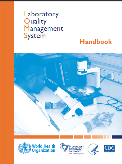 Laboratory Quality Management System Handbook