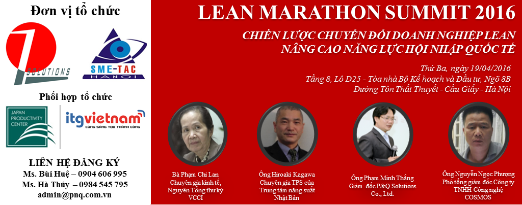 Lean Marathon Summit 2016